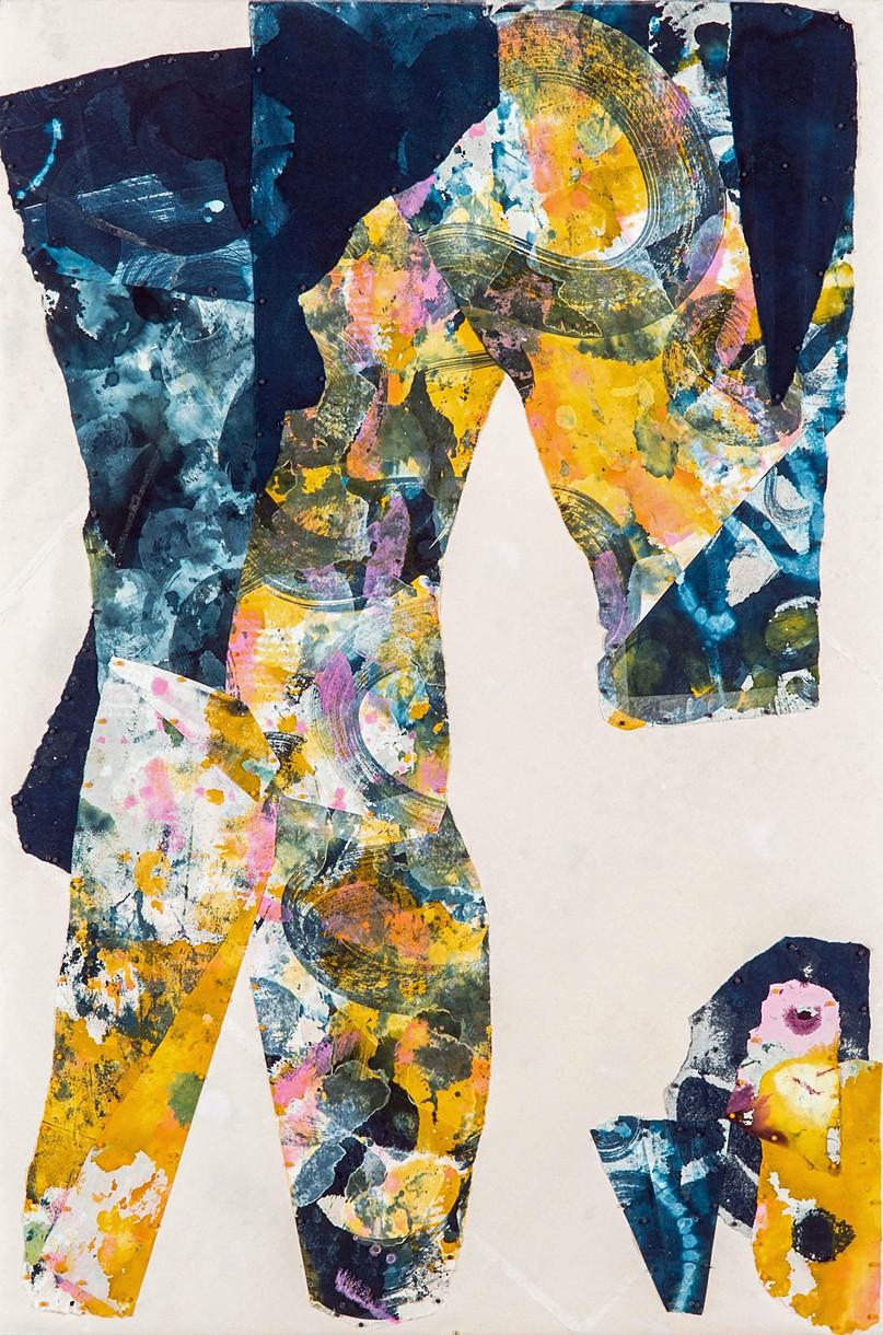 AUSTIN ARTISTS - Magazine cover