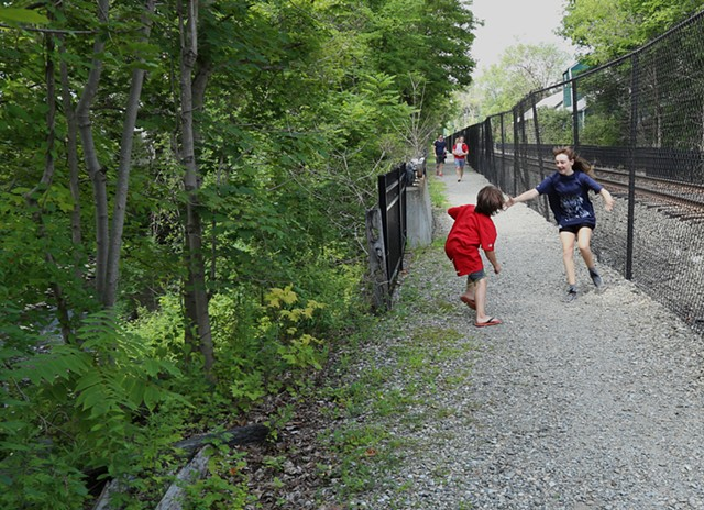 Capture the Flag in Wassaic, NY