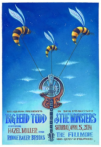 Big Head Todd & the Monsters at The Fillmore in San Francisco
