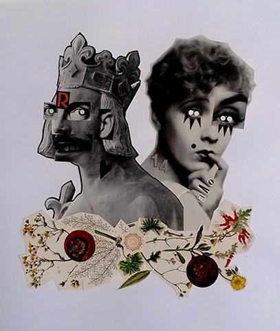 Double Portrait: Muse & Madman