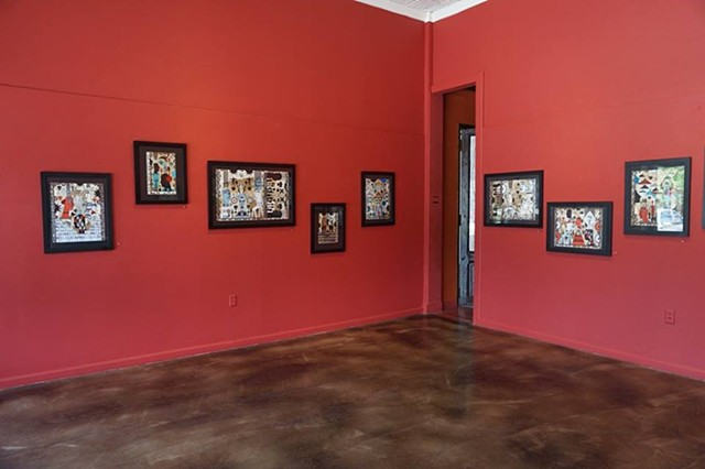 Redbud Gallery, Houston