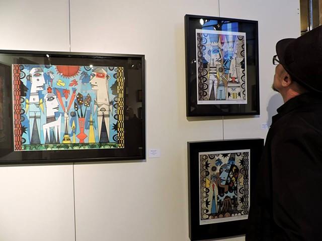 Galerie Une Vision, France