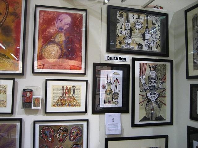 Folk Fest Atlanta, Lindsay Gallery