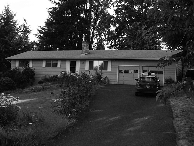 Tigard Ranch--Before