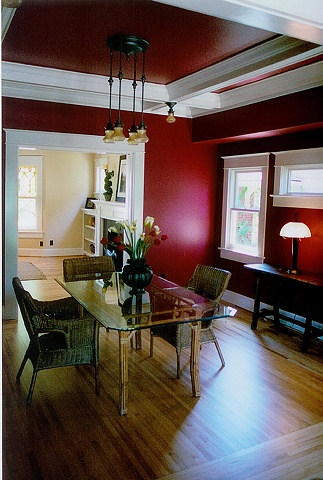 Irvington--Dining Room