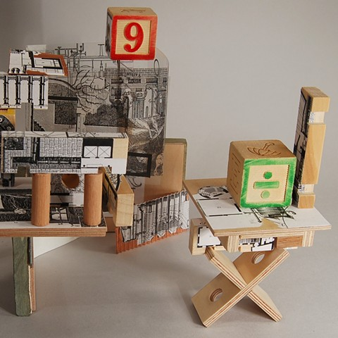 Blocks and Boxes