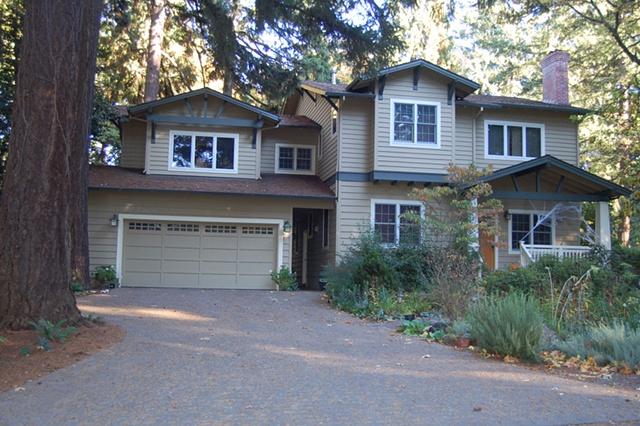 Garden Home--Front