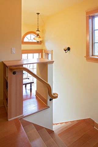 Top of Stairs