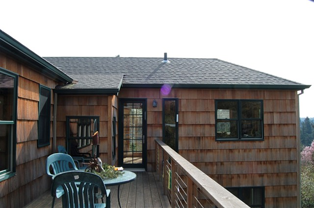 Multnomah--Deck and Addition