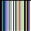 Vertical Color Field #5