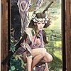 Time Faerie  painting (ND)