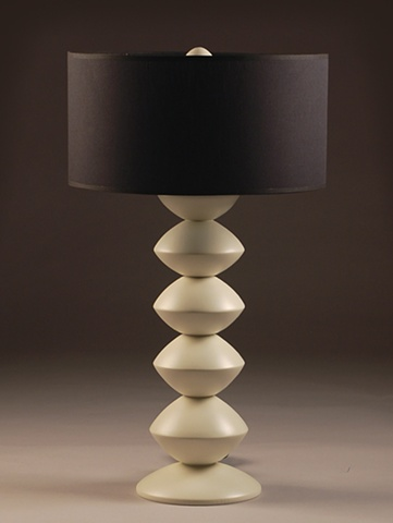 hand made table lamp