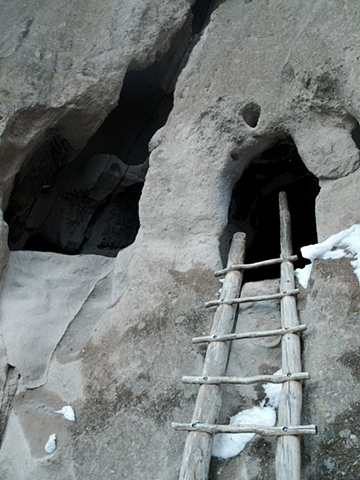 Bandelier Cave