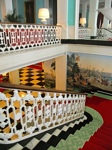 Greenbrier Stairs