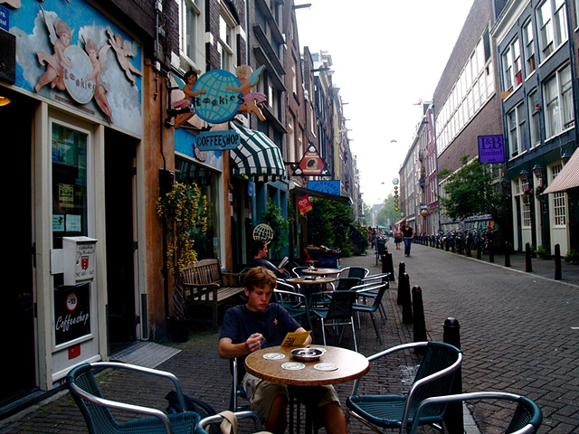 My Brother in Amsterdam