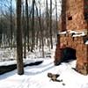 Ruins in Winter