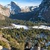 Yosemite Valley & Half Dome