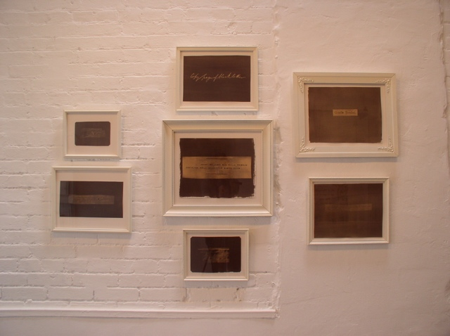 calotypes by Molly Springfield