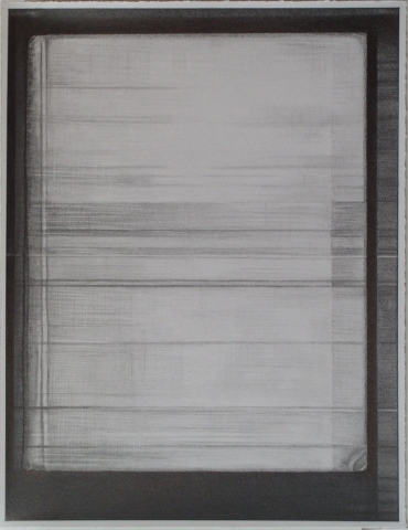 graphite drawing of photocopy by Molly Springfield