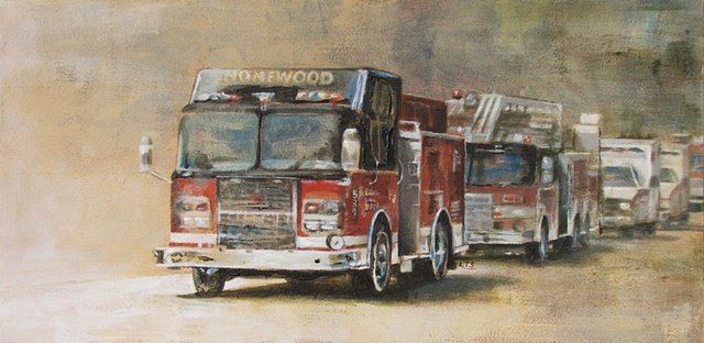 Homewood's Bravest, tribute to Brian Carey and the Homewood Fire Department