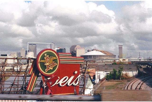Eyes New Orleans