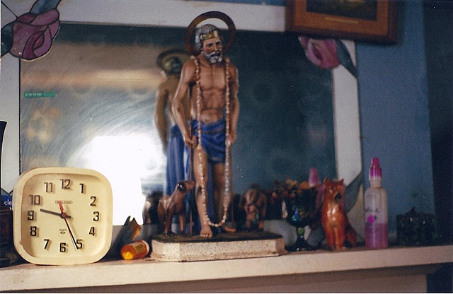 Saint Lazarus #1 New Orleans