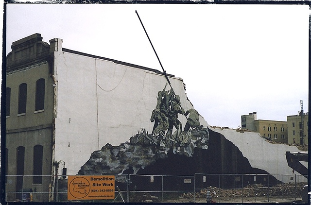 Iwo Jima New Orleans