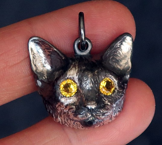 #customcatcharm #custom #catcharm
