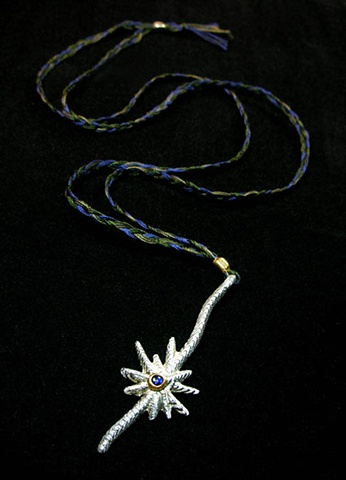 star key pendant