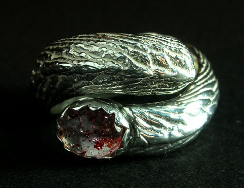 Danielle's blood egg ring