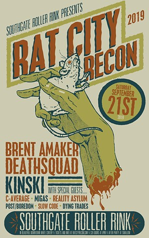 Rat City Recon • 2019