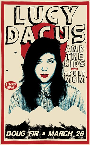 Lucy Dacus @The Doug Fir