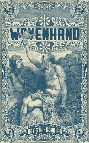 Wovenhand • Doug Fir 2019