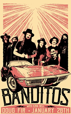 Banditos @The Doug Fir