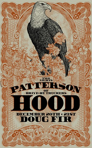 Patterson Hood • Doug Fir 2019