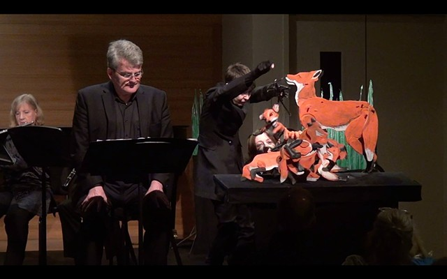 The Little Fox with Rembrandt Chamber Players