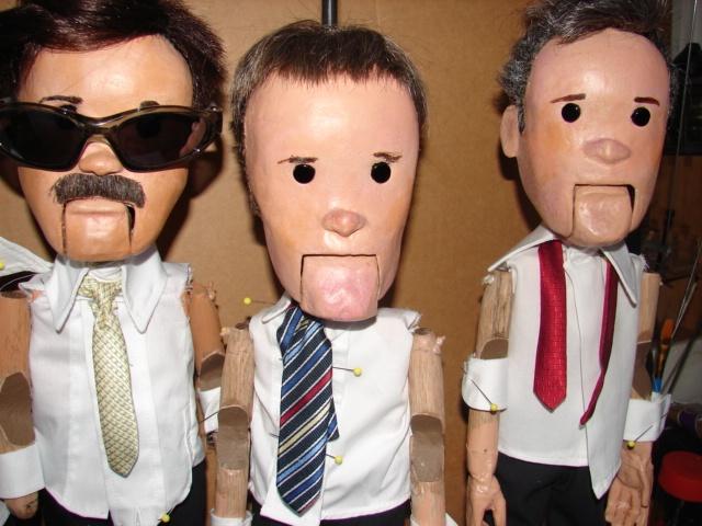 Smithe Bros Marionettes