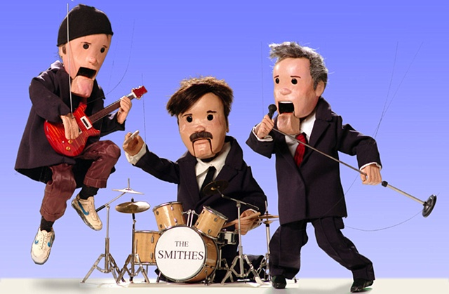 Smithe Brothers Marionettes, from 'The Sale That Rocks'