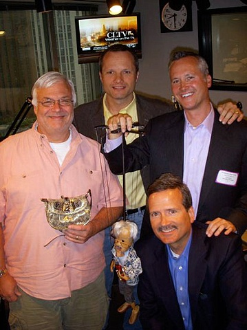 Steve Dahl, Walter Smithe, Mark Smithe, Tim Smithe and the Steve Dahl Marionette