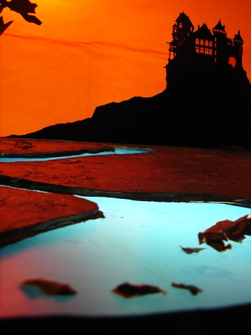 Opera Set - River with Castle