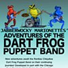 Adventures of the Dart Frog Band postcard