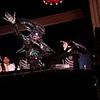 Alien Queen on the Balcony