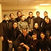 Actors from 'Carmelite' Production