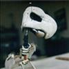 Parrot Puppet Skeleton