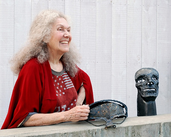 Suzanne Benton Sculptor and Performer