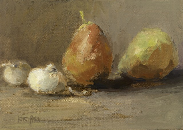 pears and pearls