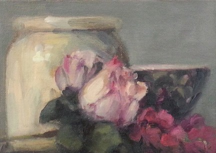 Ivory and Rose