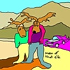 men of that elk