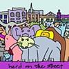 herd on the street