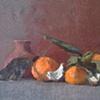 orange and garlic